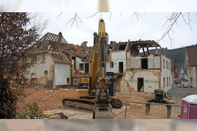Gasthaus Lamm wird abgerissen