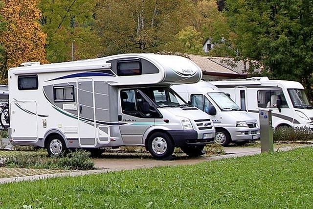 Campingplatz ist kein Thema