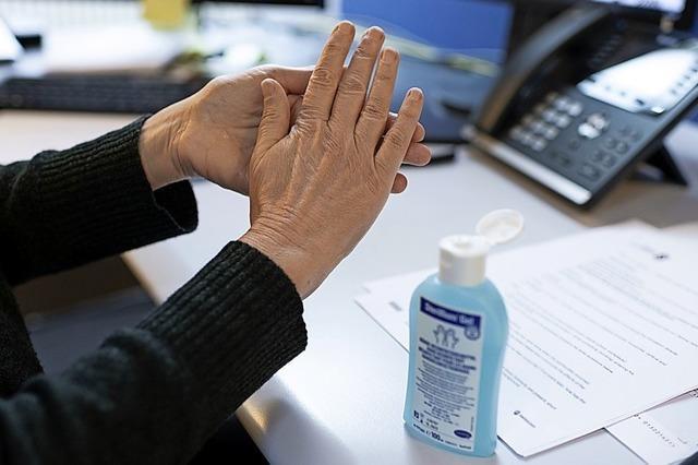 Gesundheitsamt koordiniert Tests