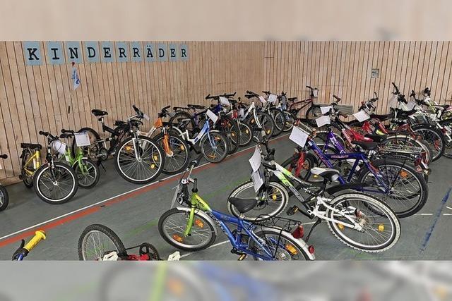 Radsportverein lädt zum Radmarkt ein