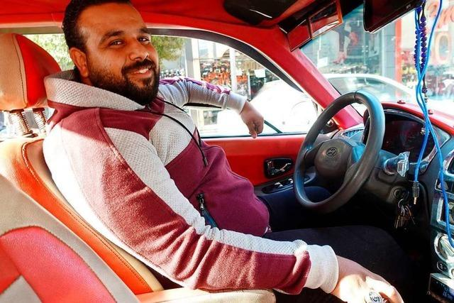 In Kairo nutzen Autofahrer Hupsignale als Geheimsprache