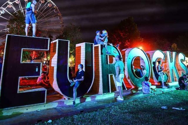 Warum die Eurockéennes in Belfort eine Techno-Nacht einführen