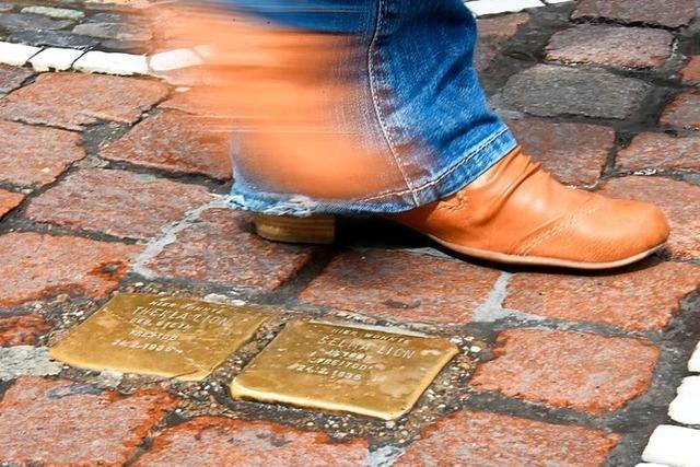 Die ersten Vorschläge für Stolpersteine in Lörrach liegen vor