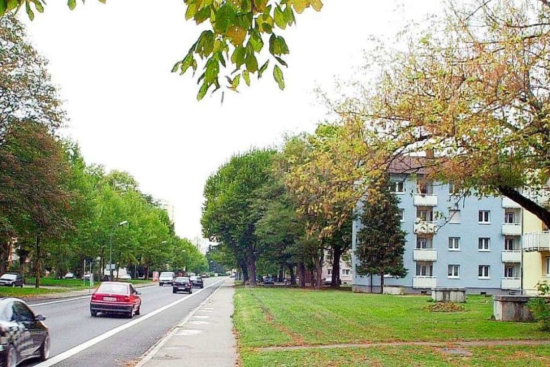 Die Schwarzwaldstraße galt in den 90er...er-Jahren als Kriminalitätsbrennpunkt.  | Foto: Wolfgang Künstle