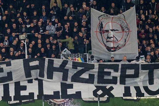 Fanforscher Lange empfiehlt DFB Rücknahme der Kollektivstrafe