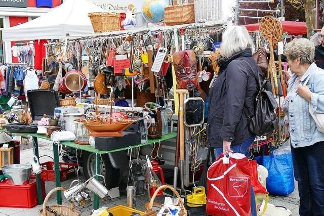 Veranstalter des Cityflohmarkts: