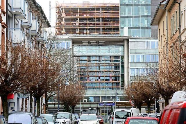 Blockiert der Volksbank-Neubau die Frischluftzufuhr für Freiburger Stadtteil?