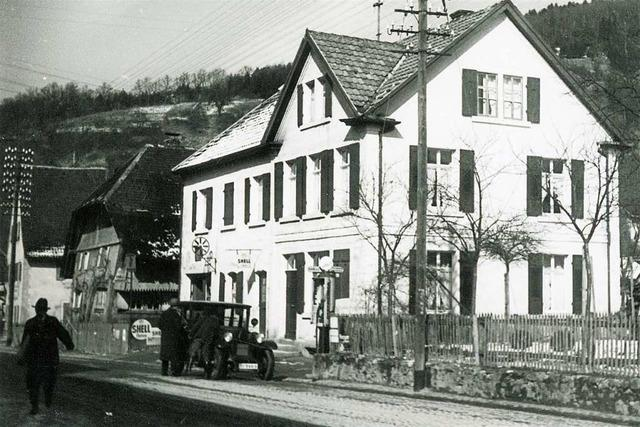 Tankstellen-Ära in Freiburg-Ebnet ging nach über 100 Jahren zu Ende