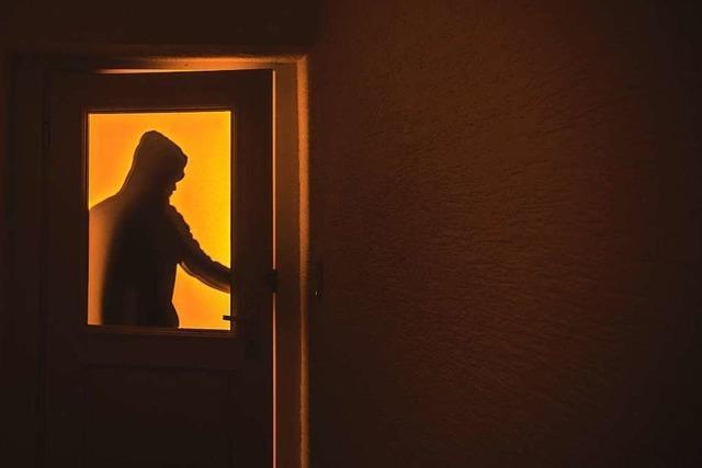 Einbrecher versuchen in ein Haus in Lörrach zu gelangen
