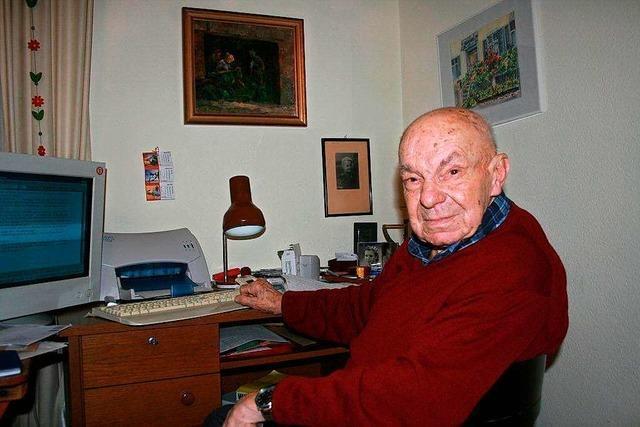 Der frühere Ortsvorsteher Hans Reitter ist gestorben