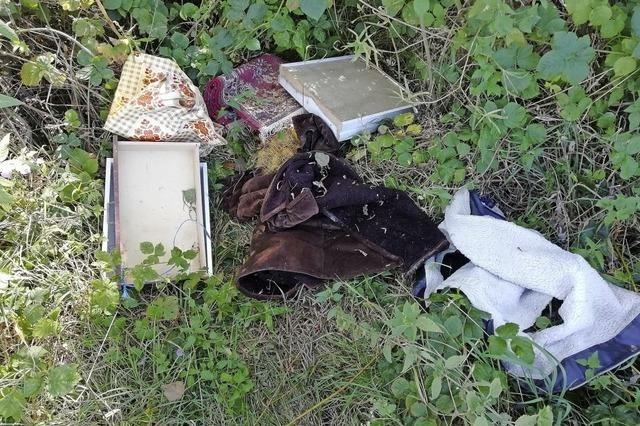 Große Aktion gegen Müll
