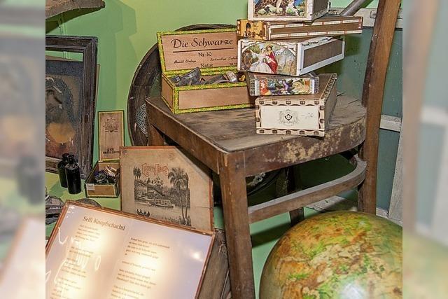 Leichtes Besucherplus beim Tabakmuseum