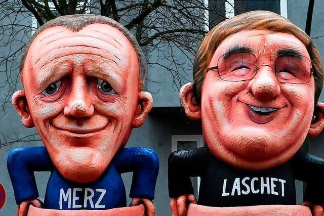 Friedrich Merz ist der Favorit vieler Christdemokraten in der Region Lahr