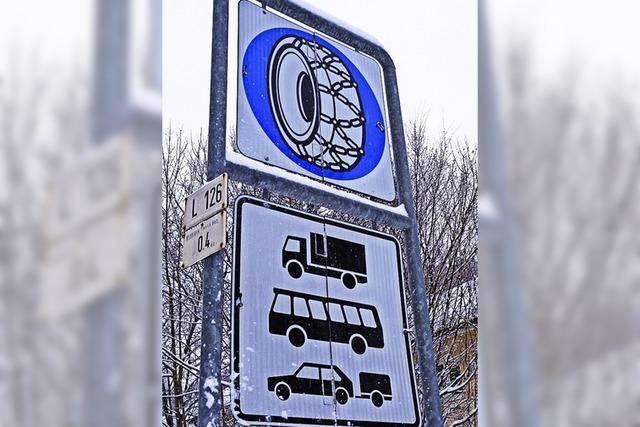 CDU will B 317 sicherer machen