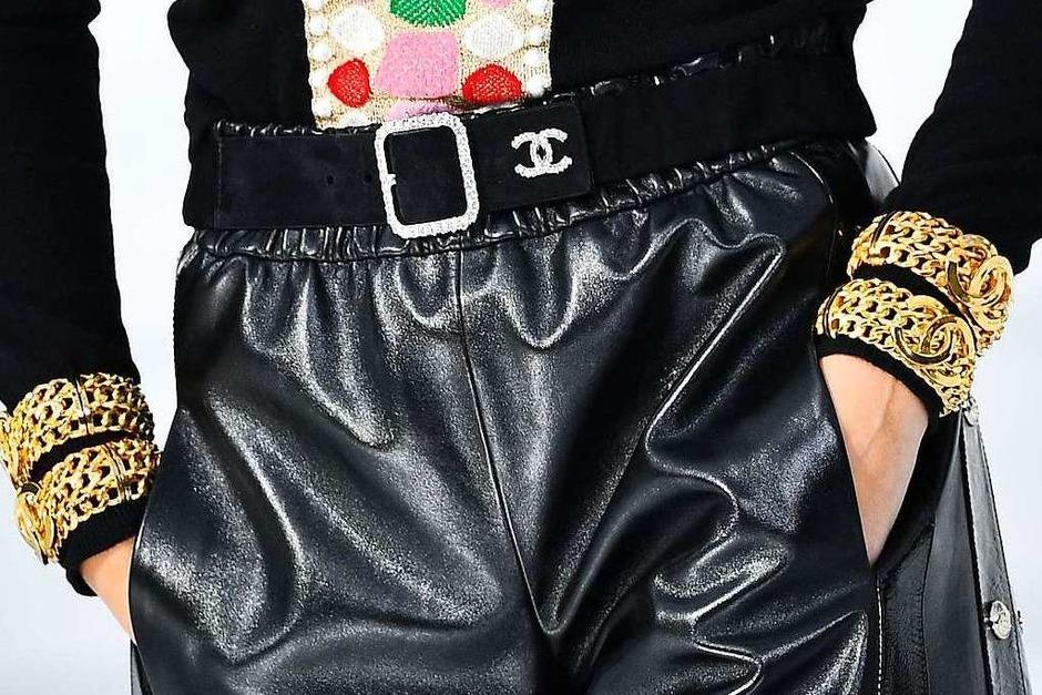 Neues Zeitalter für Chanel - Virginie Viards frische Kollektion (Foto: CHRISTOPHE ARCHAMBAULT (AFP))