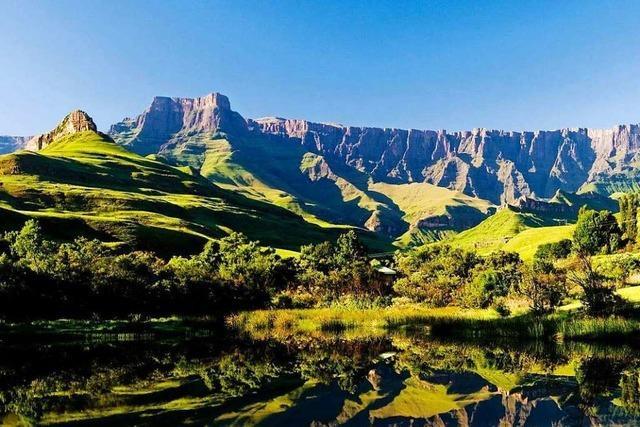 Dirk Bleyer zeigt Gesichter Südafrikas