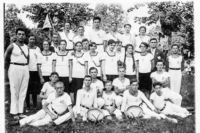Der Turnverein Wolfenweiler-Schallstadt wird 100 Jahre alt