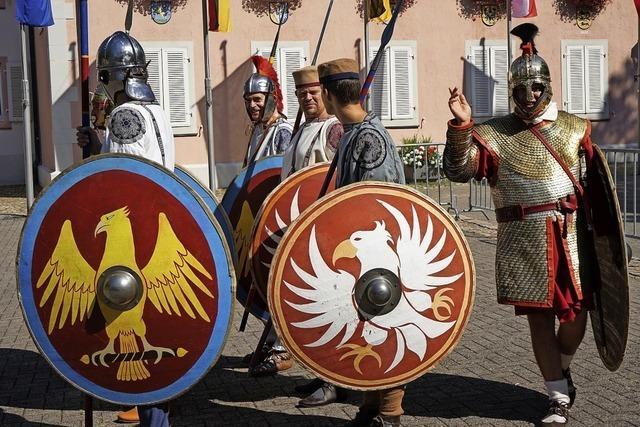Die Römer auf dem Münsterberg