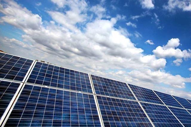 Die Photovoltaik-Initiative im Kreis Lörrach kommt in Fahrt
