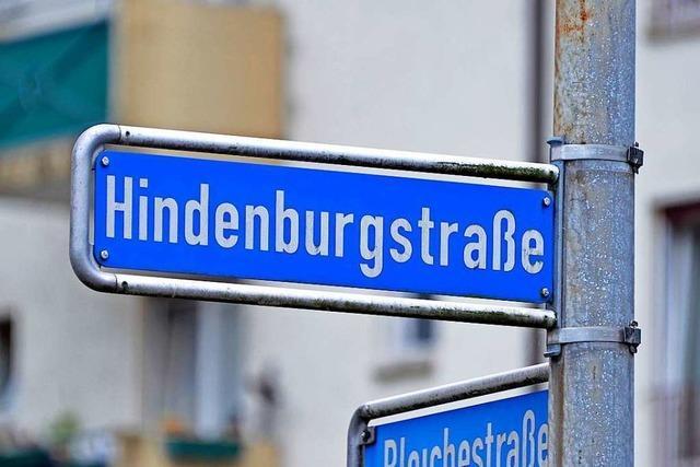 Freiburger Gemeinderat beschließt Umbenennung weiterer Straßen