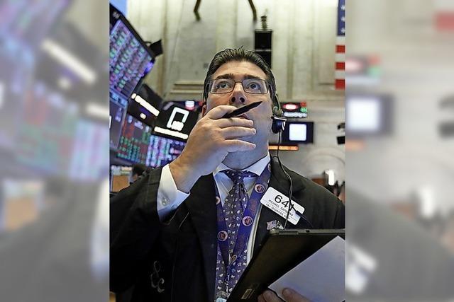 HINTERGRUND: US-Notenbank möchte die Märkte beruhigen
