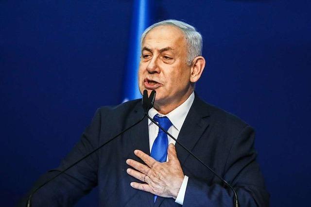 Unter Benjamin Netanjahu geht Israel in eine schwierige Zukunft