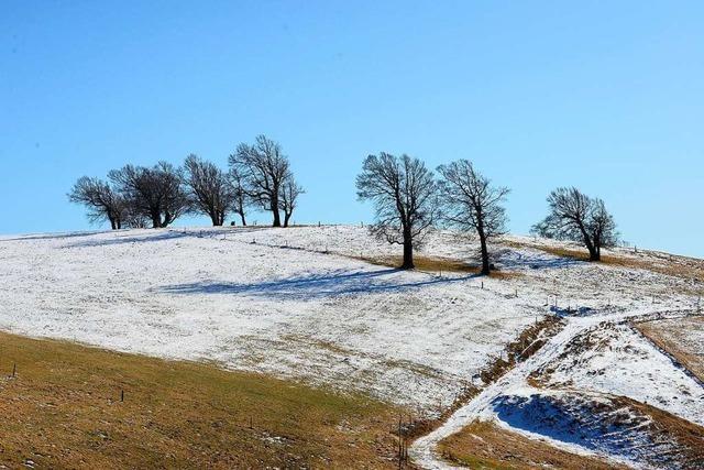 Tschüss, Winter: Die kalte Jahreszeit, wie man sie kannte, gibt es nicht mehr