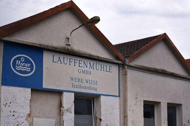Der Kauf des Lauffenmühle-Areals ist fast abgeschlossen
