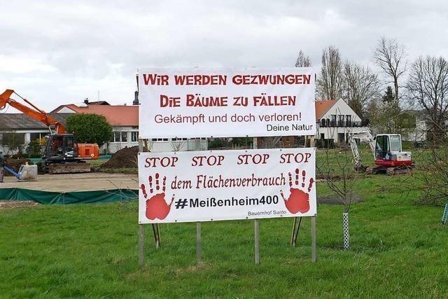 Zwist in Meißenheim: Bauernfamilie versus Bürgermeister