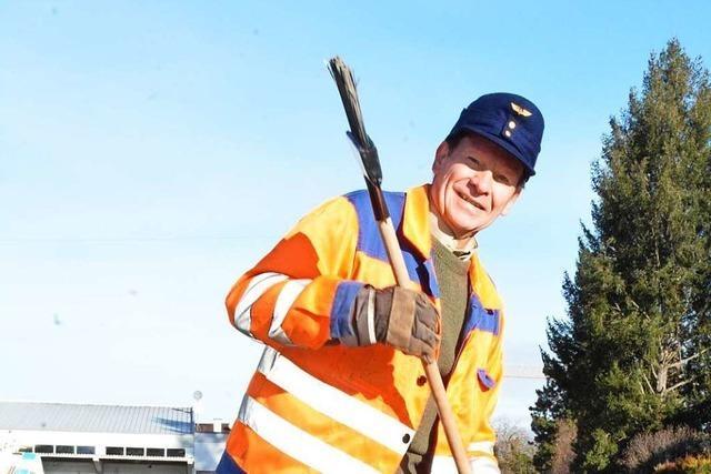 Wie der Streckenwärter Uwe Bodinus die Kandertalbahn in Schuss hält
