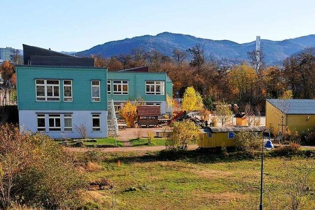 Blutlache versetzt Schule in Freiburg-Rieselfeld in Aufregung