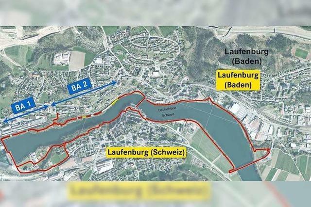 Weiterer Schritt zur Laufenburger Acht