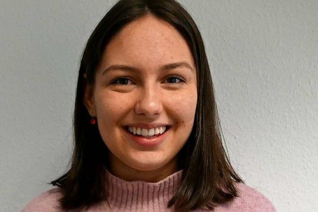 Freiburgerin ist eine von zwei deutschen Jugenddelegierten der Vereinten Nationen
