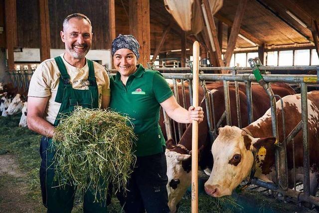 Bio-Milch, Weidemilch oder Heumilch – Was ist der Unterschied?