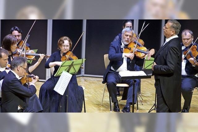 Beethoven ertönt in Wehr