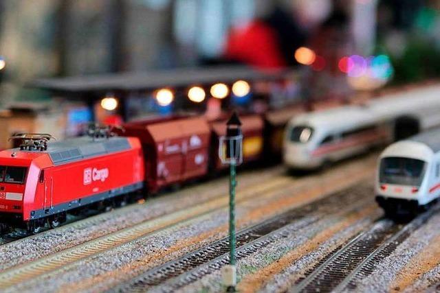 Wehrer Eisenbahnfreunde feiern 50-Jähriges