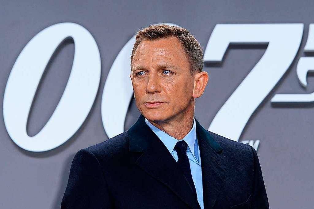 Filmstart James Bond