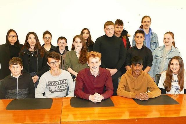 Zu viele Mitglieder verlassen das Jugendparlament in Weil am Rhein
