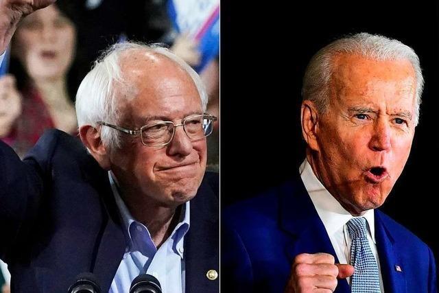 Die Demokratische Partei in den USA steht vor einer Zerreißprobe