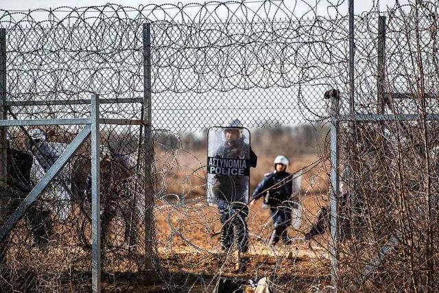 Darf Griechenland das Asylrecht aussetzen?
