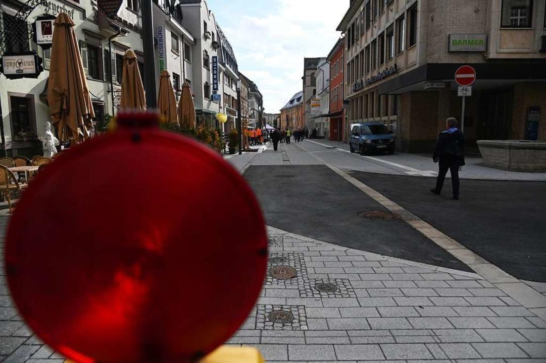 Die Basler Straße  | Foto: Jonas Hirt