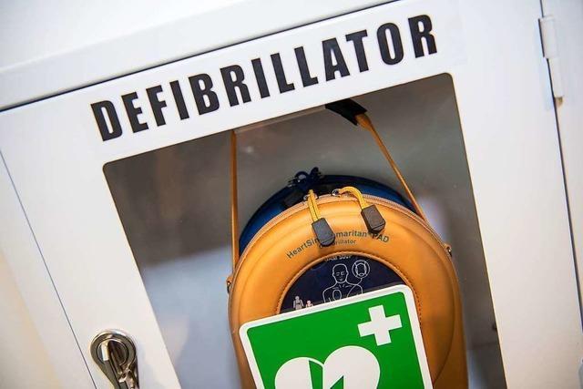 Gemeinde Schuttertal will anderen Defi-Gerätetyp als das Rote Kreuz