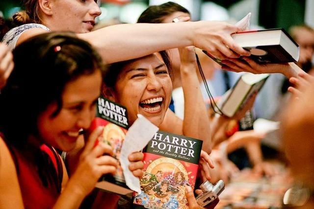 Wer ist Harry Potter?