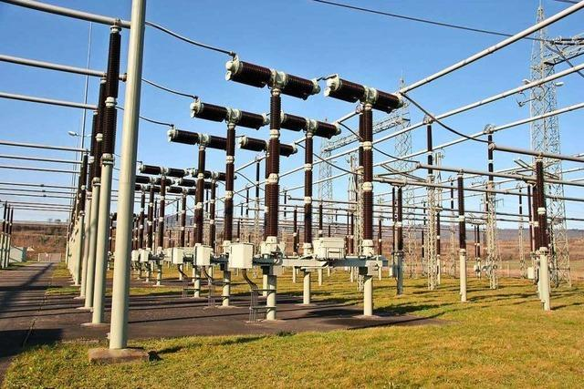Stromnetzbetreiber baut Umspannwerk bei Eichstetten zu Versorgungsknoten aus