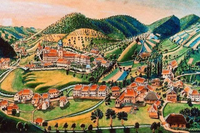 Münster ist der älteste Ortsteil im Tal – älter als der große Nachbar Freiburg