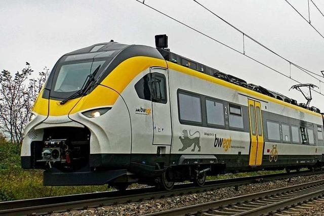 Das ändert sich auf der Rheintalbahn mit dem Fahrplanwechsel 2020
