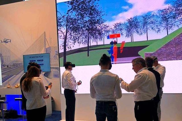 Freiburger Ingenieurbüro bildet Bauprojekte in virtueller Realität ab