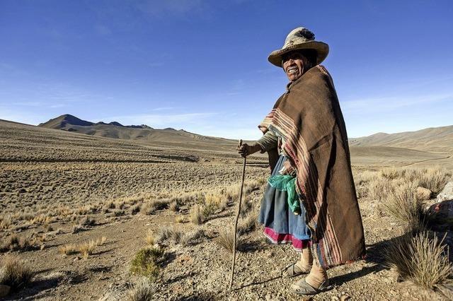 Ein Abenteuer in Südamerika