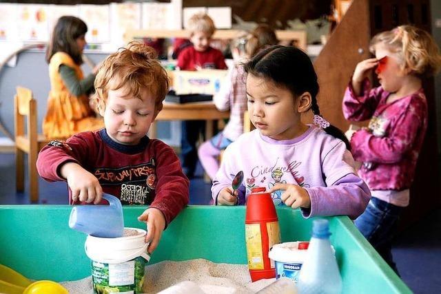 Ihringen braucht mehr Betreuungsplätze für Kleinkinder