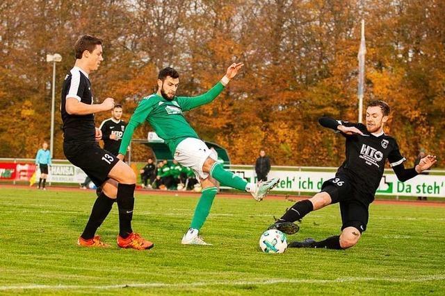 Die Landesliga, Staffel I, startet in die Pflichtspiele